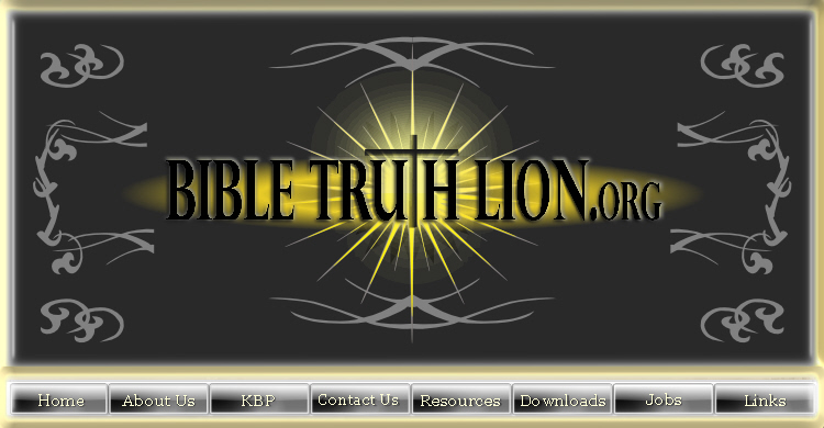 Bible Truth Lion - Resources